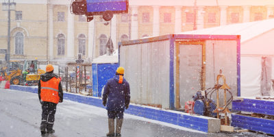 Working in Cold Temperatures