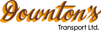 Downtons logo for web page